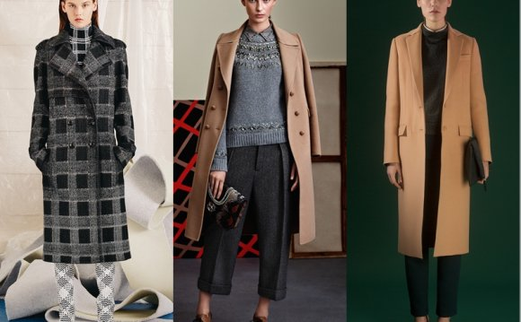 2015-2016 Tailored Coats For