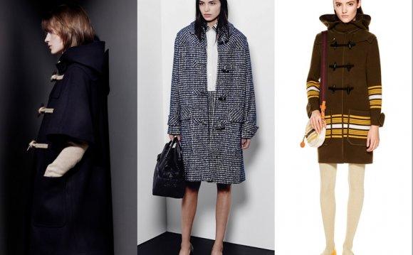 2015-2016 Duffle Coats For