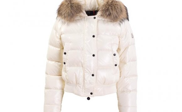 White, Fur Hood Hot Sale