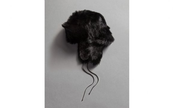 Dolce & gabbana Lamb Fur Hat