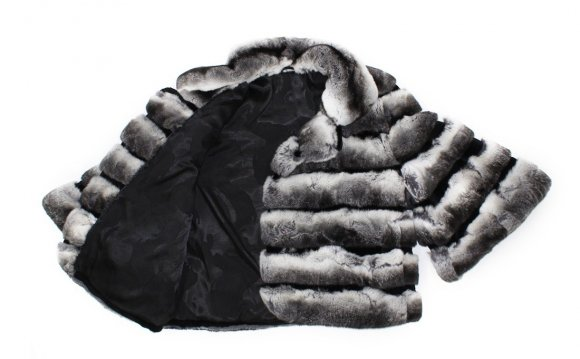 Dyed Rex Rabbit Fur Jacket