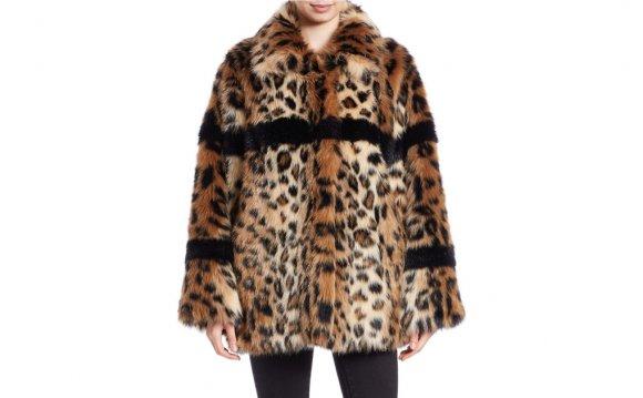 Essentiel Leopard-print