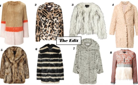 Fantastic Faux Fur Jackets