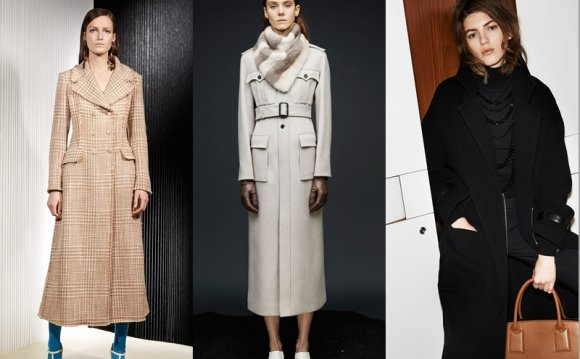 Women s Long Coats 2015-2016