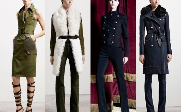 2015-2016 Military Fashion