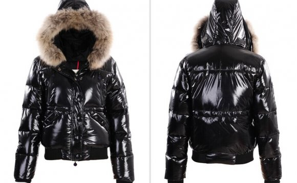 Moncler Fur Hood Jacket Re