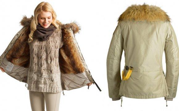 Sand fur jackets online