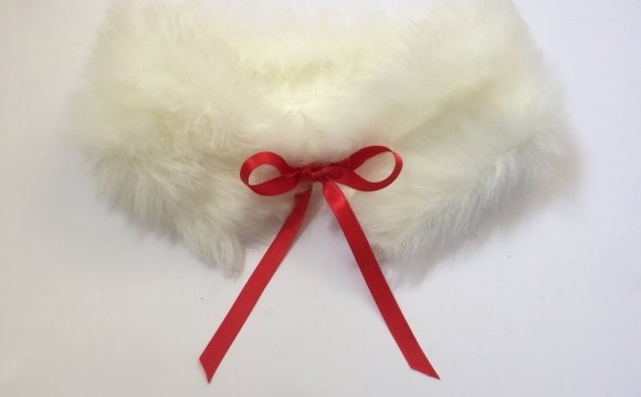 Image of Snow White faux fur