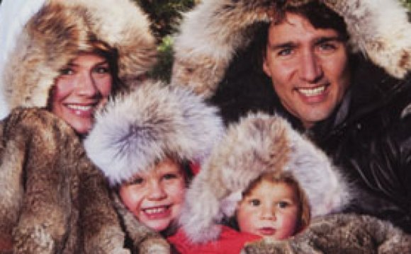 Trudeau defends holiday fur