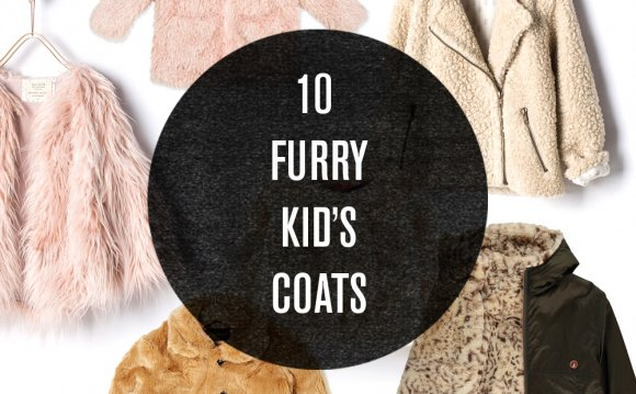 Faux Fur Coats for Kids