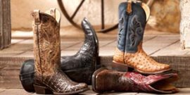 About Stetson Hats & Boots