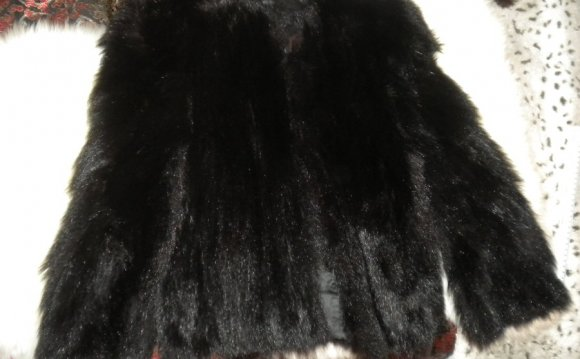 Bear Fur Coat