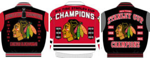 chicago blackhawks jackets