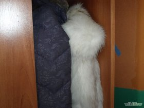Image titled Store a Fur Coat Step 1