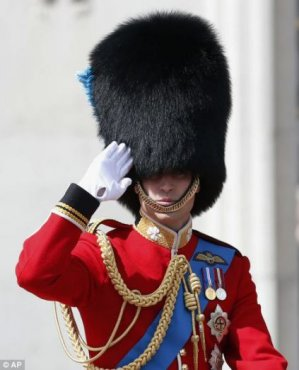 Prince William, June 15, 2013 | The Royal Hats Blog