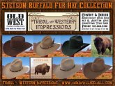 Buffalo Fur Hats