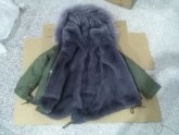 Faux Fur lining Coat