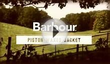 Barbour Piston Womens Waxed Jacket Video | e-outdoor.co.uk