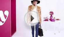 Fashion - Faux Fur (How to wear) | Very Lifestyle