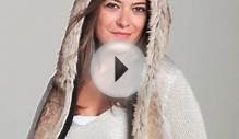 FATAL BEAR WITH PAWS FUR ANIMAL HOOD | .AnimalHats.us