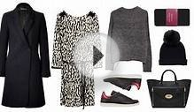 How To Pack For A Winter Trip | The Zoe Report by Rachel Zoe