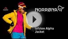 Norrøna lofoten Alpha insulation ski jacket for women