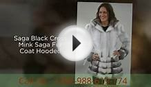 Saga Mink Fur Jacket 50300 Greece - +306-988-619-174 Call