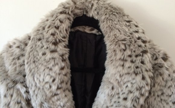 Vintage Faux Fur Jackets
